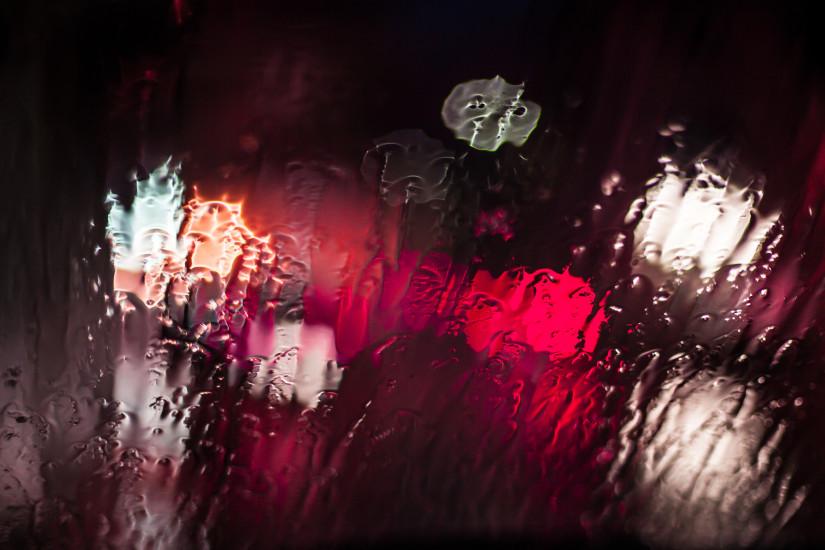 glass-rain