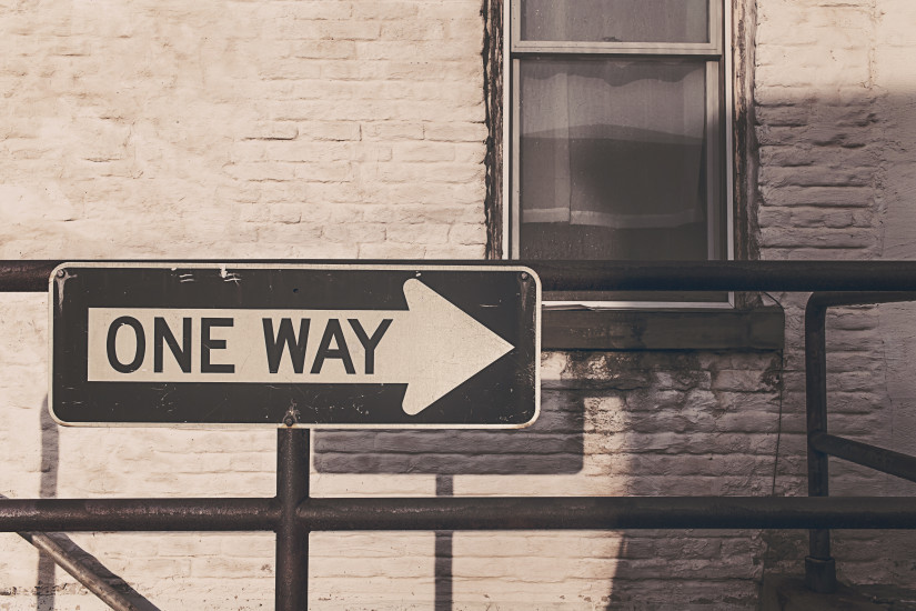 one-way-